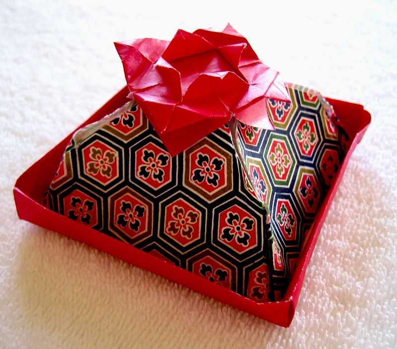 OrigamiCakeBox