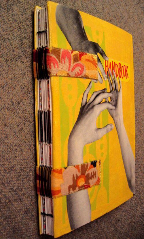 HandBook-binding
