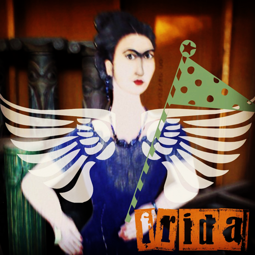 Frida #fridakahlo #rhonnadesigns_app #iphoneography