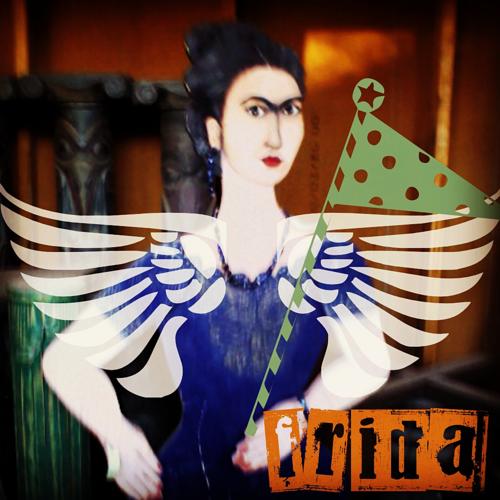 Frida #fridakahlo #rhonnadesigns_app #iphoneography