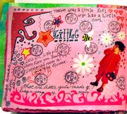 Artjournallittlegirlspinkp1