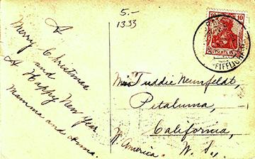Back-of-postcard